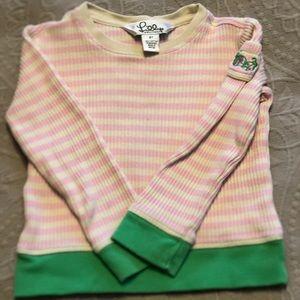 Lily Pulitzer Toddler Shirt